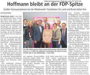 Meinerzhagener Zeitung vom 07.03.16