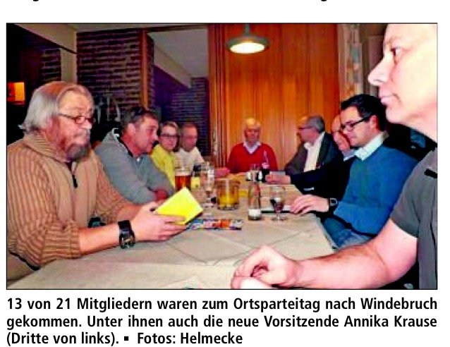 Meinerzhagener Zeitung 25.02.16