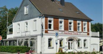 Gasthaus Theile nachher Quelle: Stadt Meinerzhagen