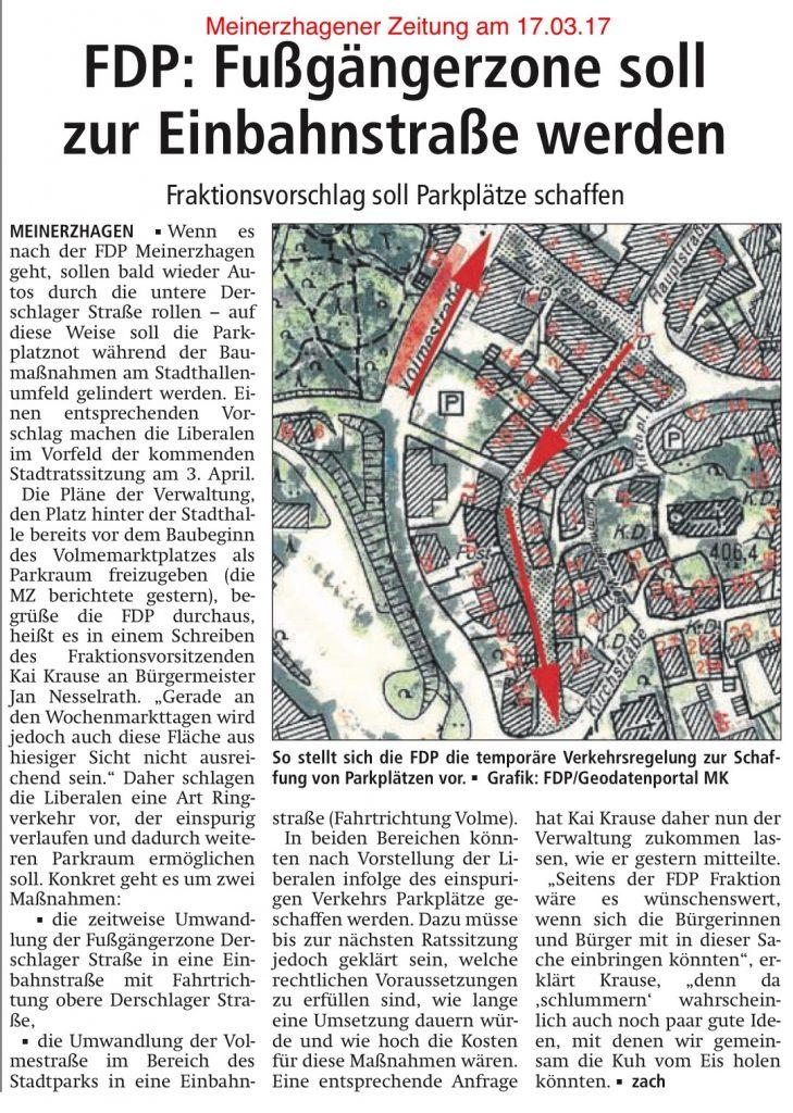 Meinerzhagener Zeitung vom 17.03.17