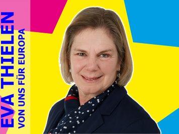 Eva Thielen - Europakandidatin der FDP für den märkischen Kreis