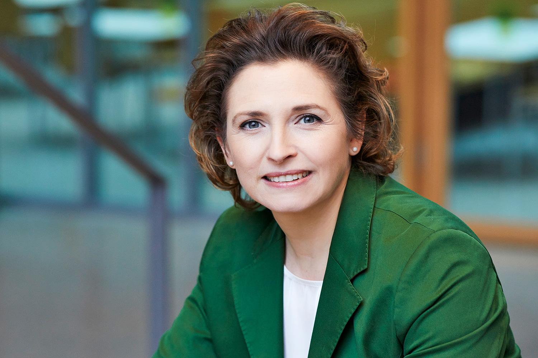 Nicola Beer - Spitzenkandidatin zur Europawahl 2019