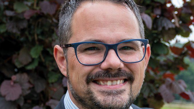 Kai Krause als Spitzenkandidat in Meinerzhagen