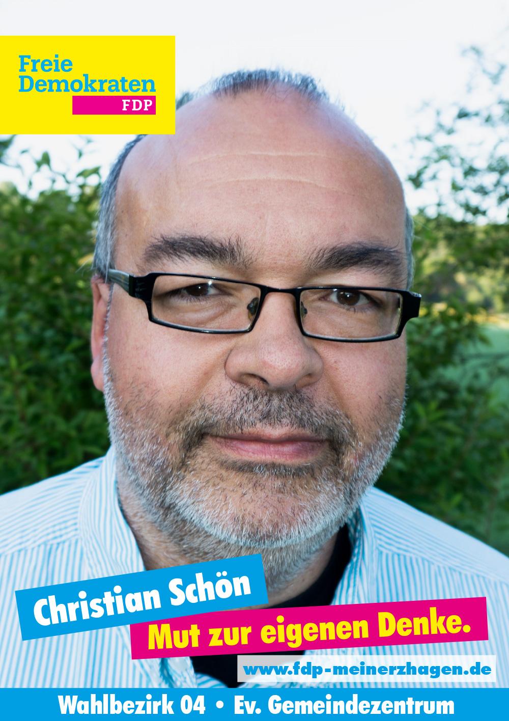 Wahlbezirk 4 - Christian Schön