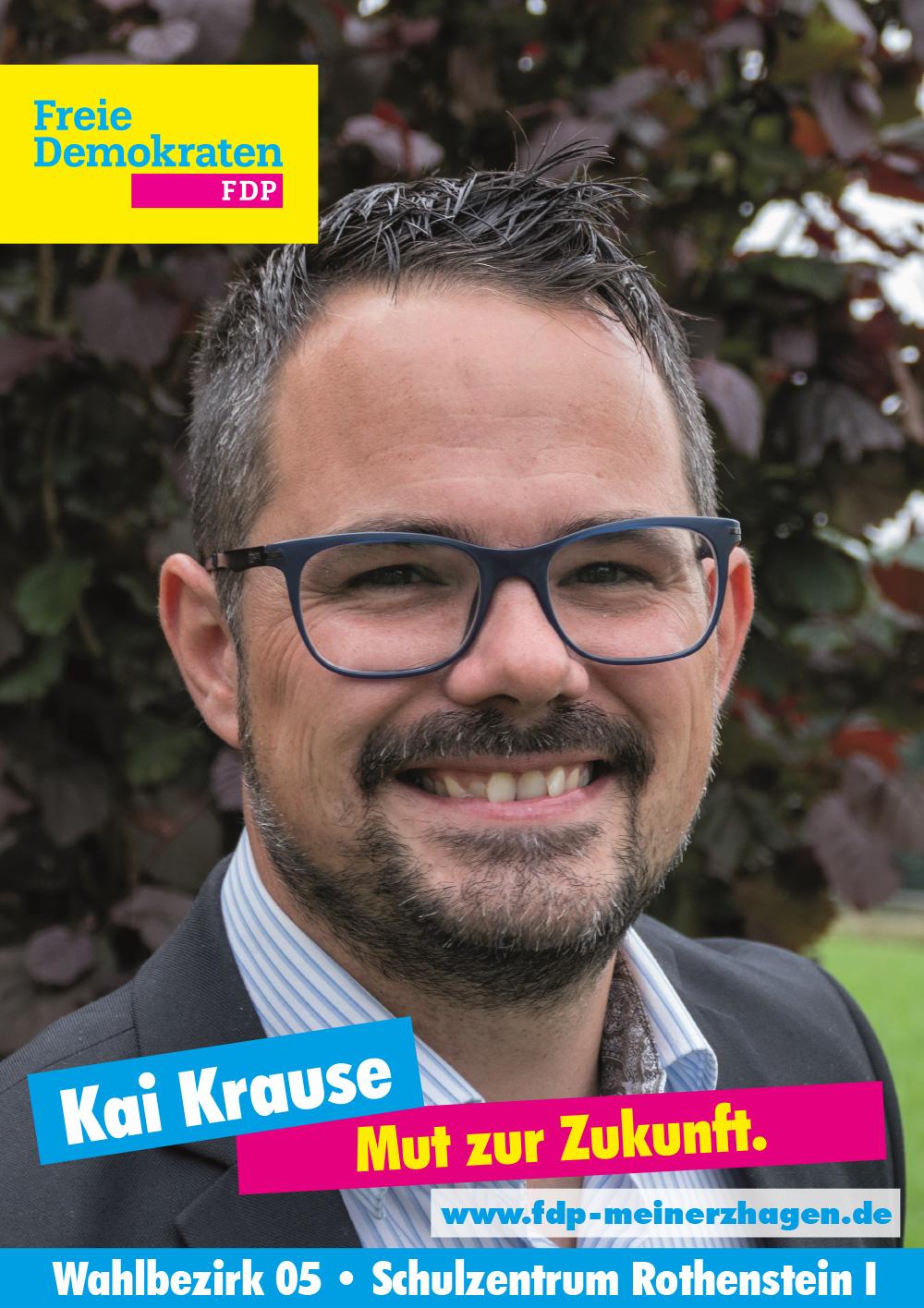 Wahlbezirk 5 - Kai Krause