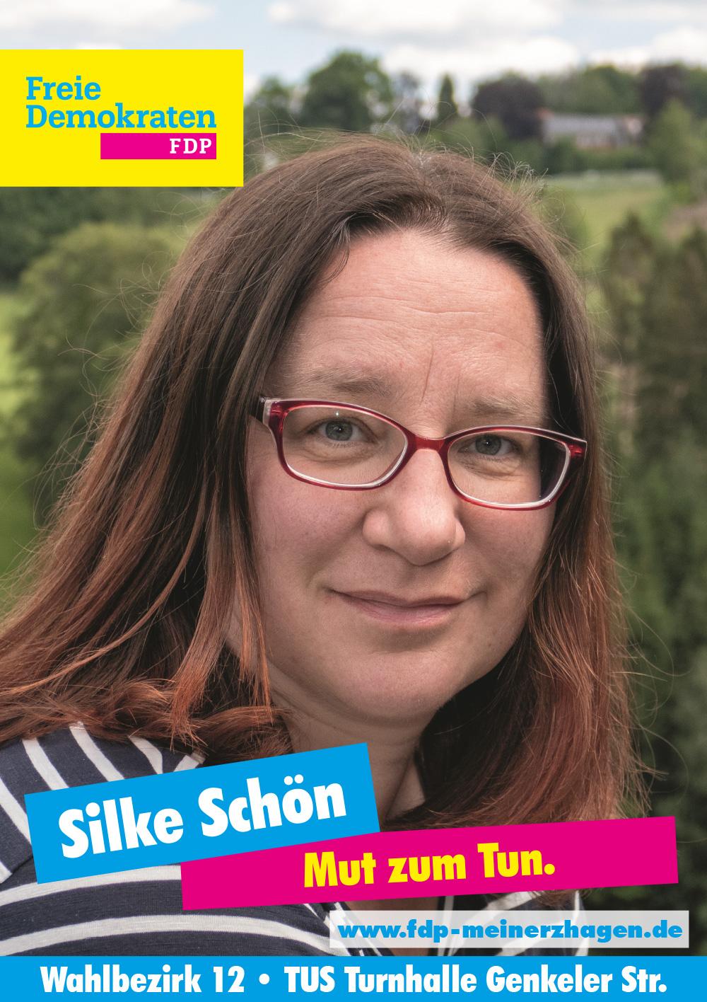 Wahlbezirk 12 - Silke Schön