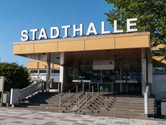 Sanierung und Umbau der Stadthalle zum sozio-kulturellen Zentrum (Bürgerhalle) ist Thema am 29. September im Stadtrat