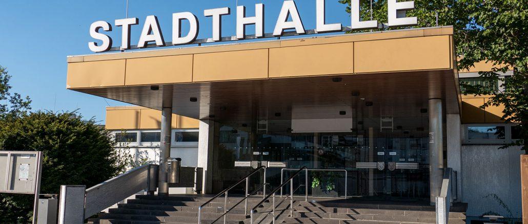 Verunsicherung bei der Stadthalle: UWG kennt scheinbar die Ratsvorlagen nicht. Bild: Christian Schön
